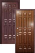 Стальная дверь Легран Волкодав с внутренним открыванием Венеция