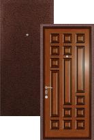 дверь Легран Массив Милан