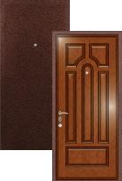 Стальная дверь Легран Массив Париж