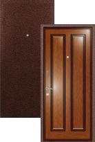 Стальная дверь Легран Массив Рим