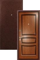 Стальная дверь Легран Массив Валенсия