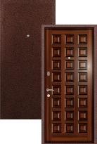 дверь Легран Массив Шоколад