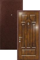 Стальная дверь Легран МДФ Арка