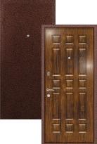 Стальная дверь Легран МДФ Венеция