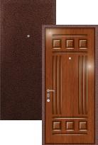 Стальная дверь Легран МДФ+Шпон Барселона