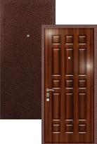 Стальная дверь Легран МДФ+Шпон Венеция