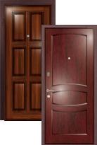 дверь Легран Массив/Массив + Шпон Валенсия