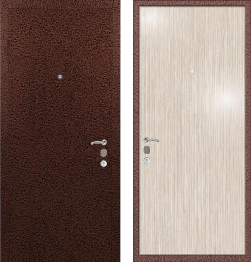 железная дверь 200 160