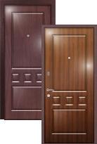 Стальная дверь Легран Волкодав (2 панели) Греция
