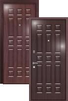 Стальная дверь Легран Волкодав (2 панели) Венеция