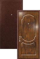 Стальная дверь Легран МДФ Классика
