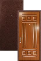 Стальная дверь Легран МДФ Барселона